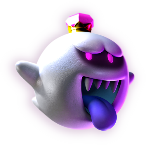 king boo png