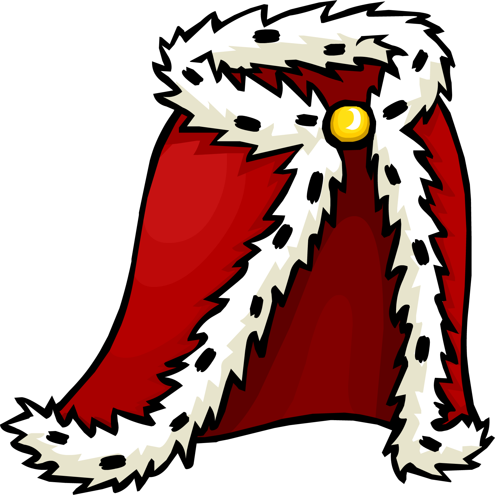 King cape png. Royal robe club penguin