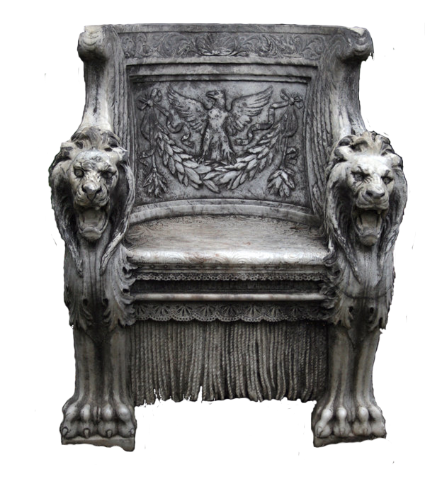 King chair png. Throne by xxdelitexx on