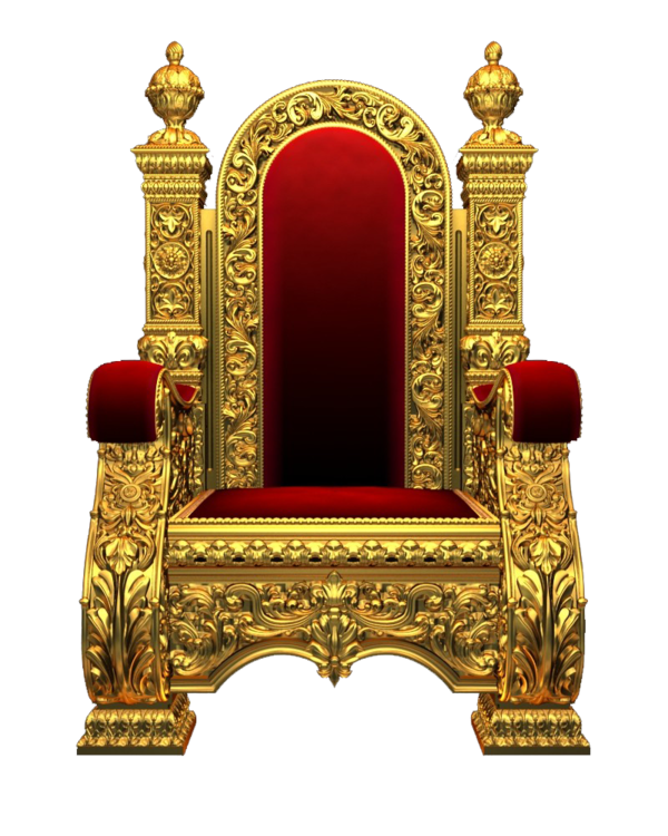 King chair png. Kingchair stock by gilgamesh