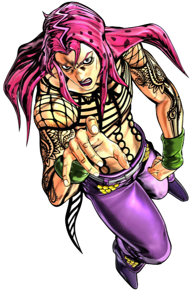 King crimson jojo png. Diavolo vs battles wiki