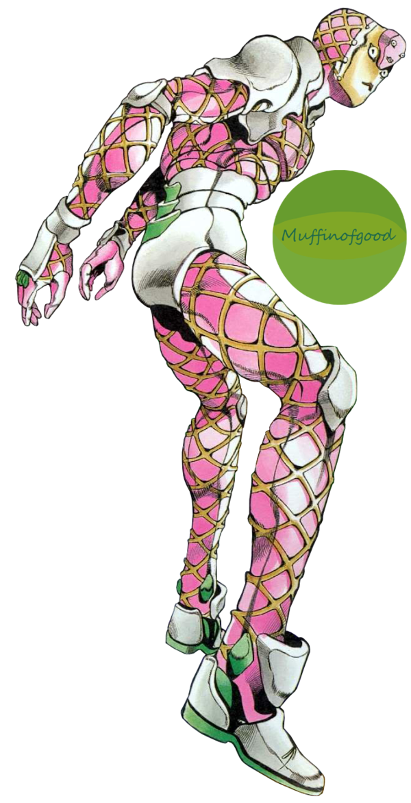 King crimson png. Transparent jojo vento aureo