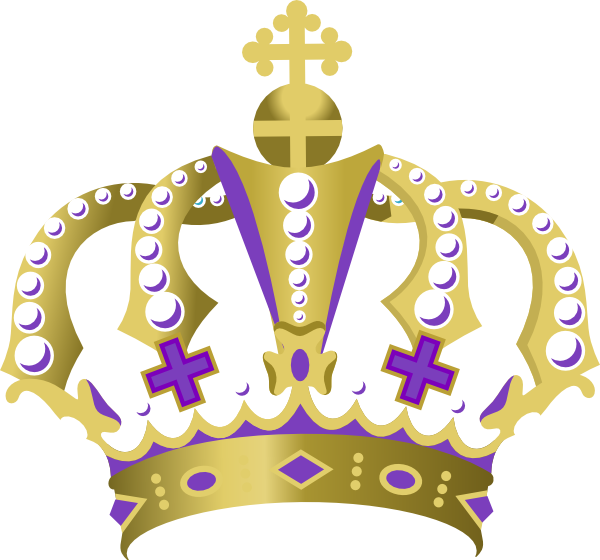 King crown clipart png. Purple clip art at