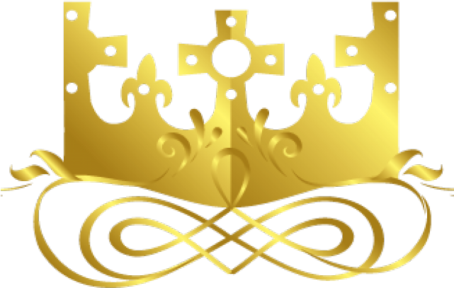 King crown logo png. Download image with no