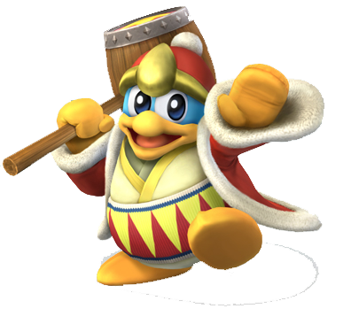 King dedede png. Image ssbb kirby wiki