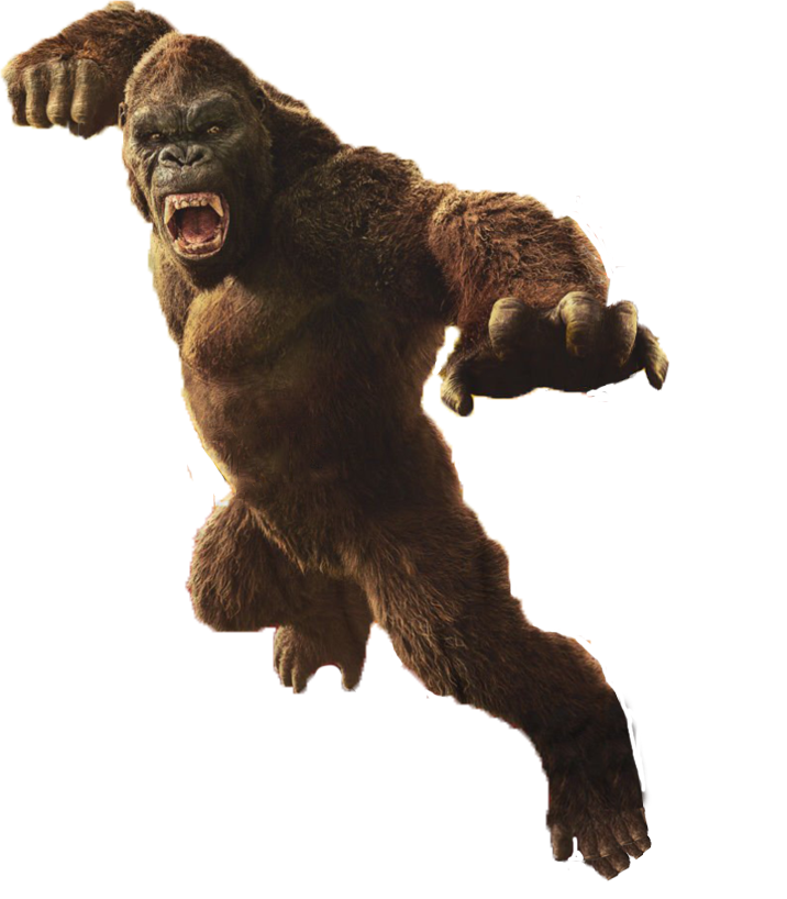 King kong png. By movies of yalli
