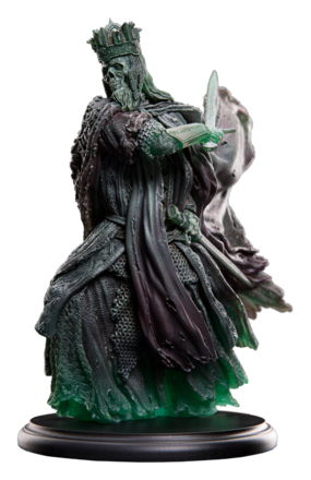 Lotr statue png. Weta workshop the king