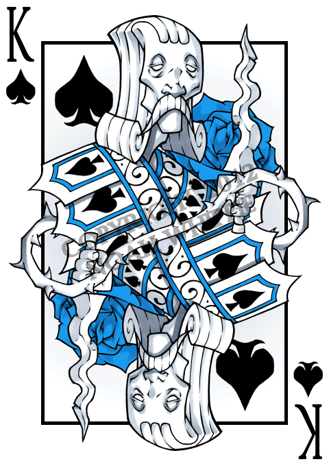 King of spades png. Br by noahw on