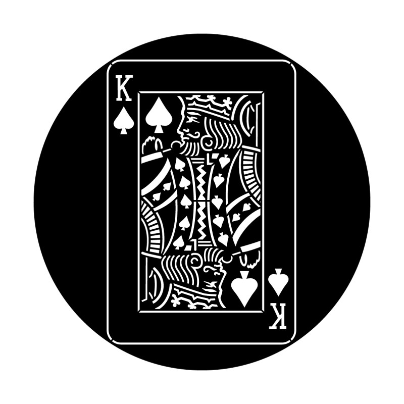King of spades png. Cards apollo design