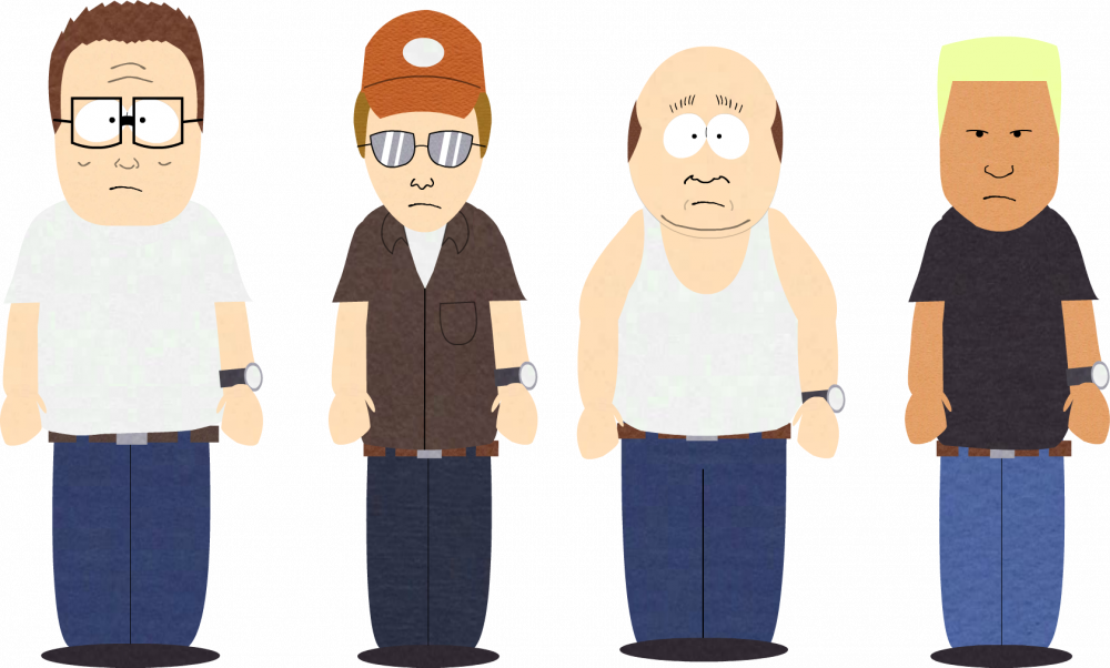 King of the hill logo png. Colaborator blog nothing a