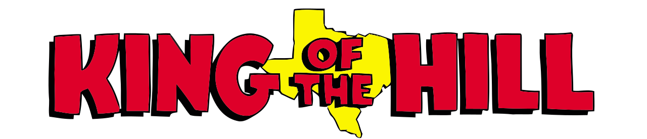 King of the hill logo png. Image a crossover wiki