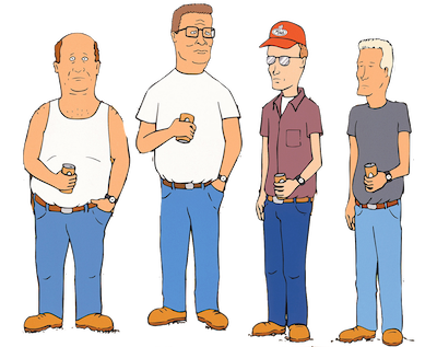 king of the hill logo png