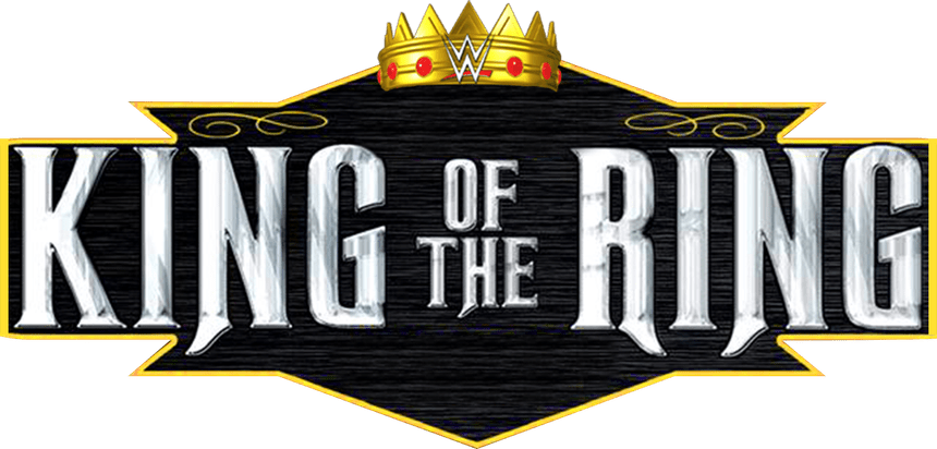 King of the ring logo png