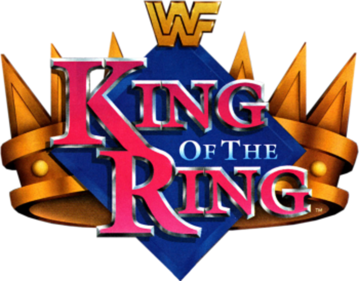 King of the ring png. Wwe official reveals why