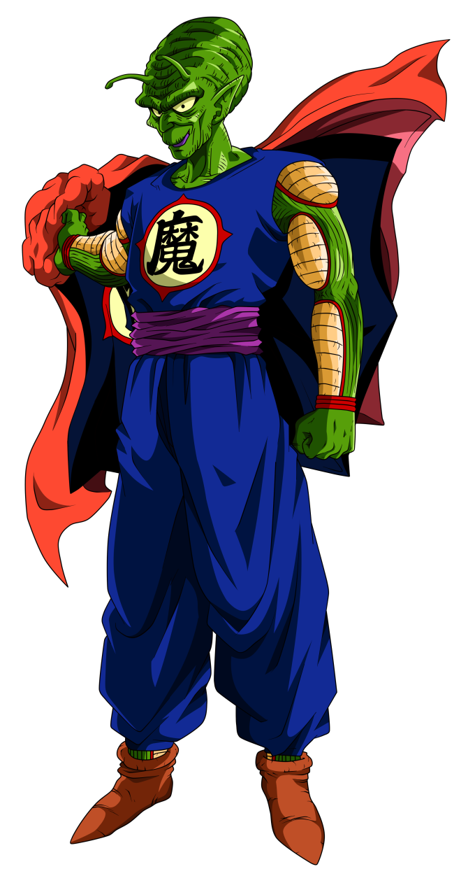 King piccolo png. Image old dragonball fanon