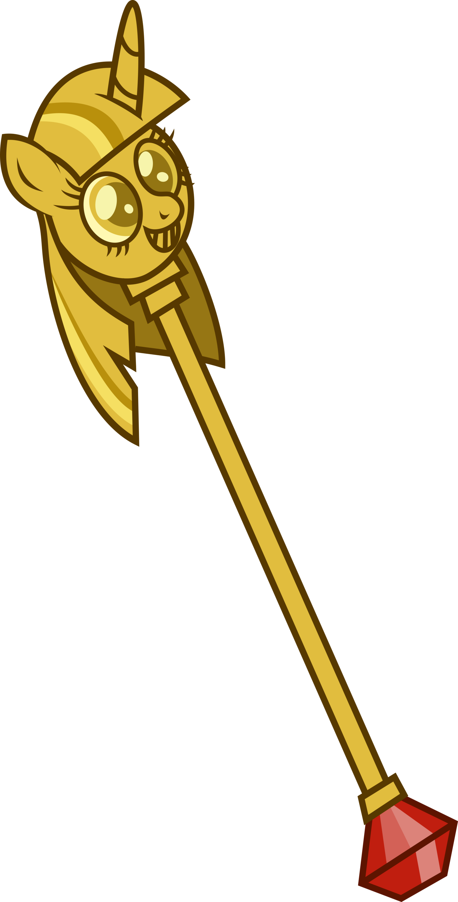 King scepter png. Scp containment is magic