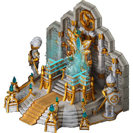 King throne png. Image of mystic castle
