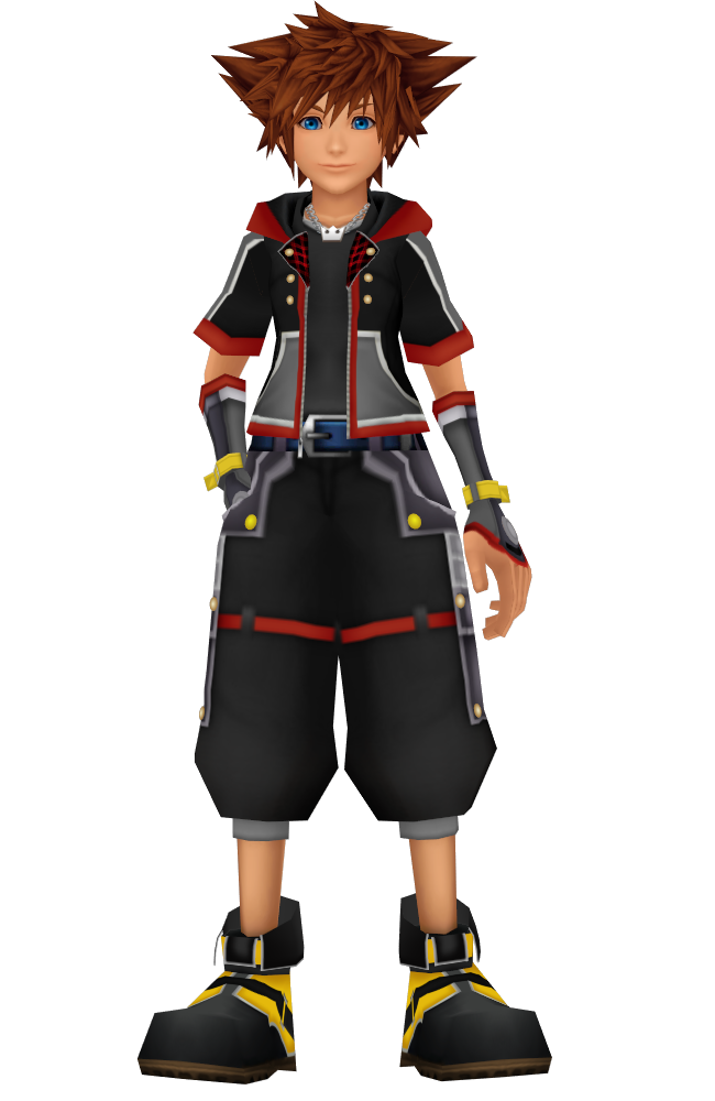 Sora kh3 png. Kh download by reseliee