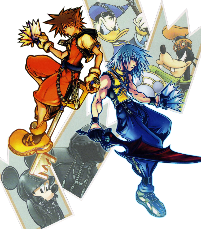 Kingdom Hearts Chain Of Memories Png Picture 504962 Kingdom