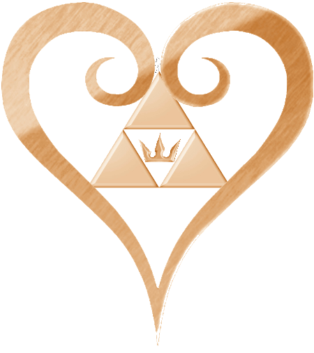 Kingdom hearts heart png. Image logo by thecrownedroxas