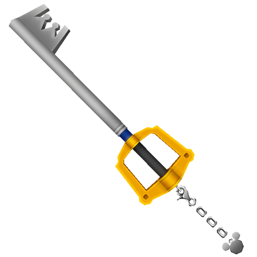 Kingdom key png. Image kh hearts wiki