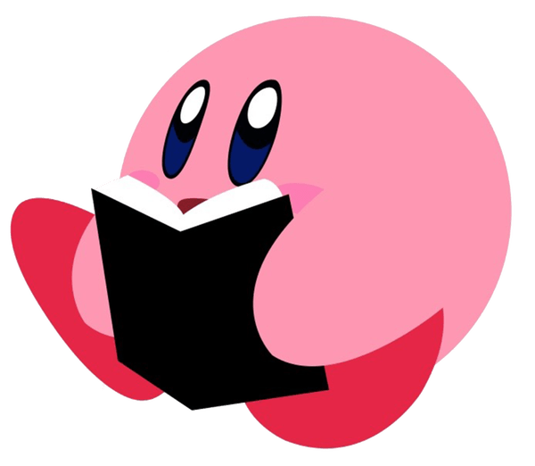 Kirby vector. Pictures and ideas