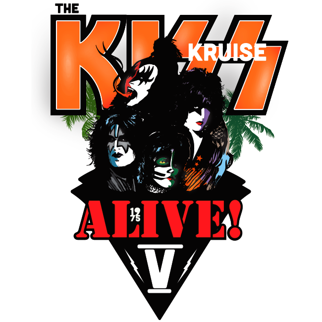 Kiss band logo png. A journal aboard the