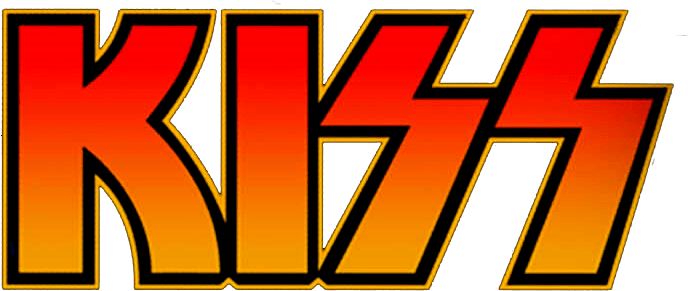 Kiss band logo png. The metal channel january