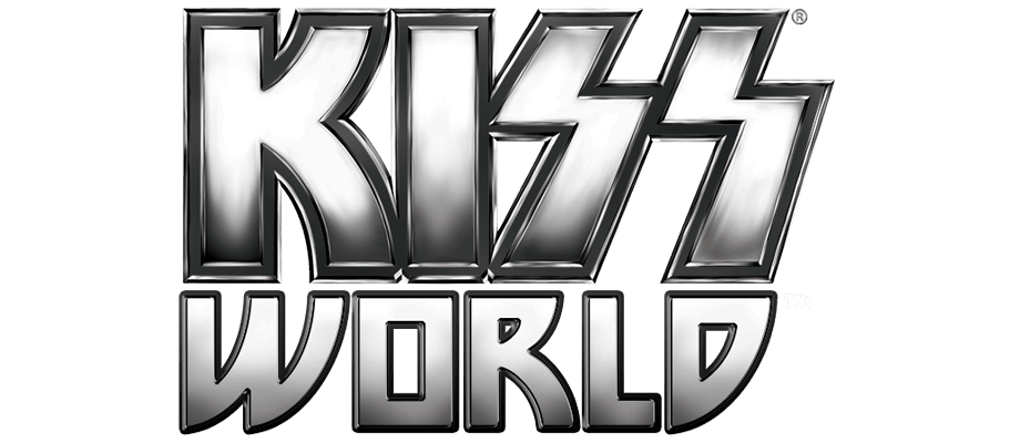 Kiss band logo png. Official merchandise t shirts