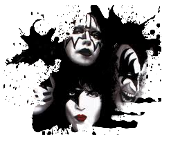 Kiss band png. Biography music is the
