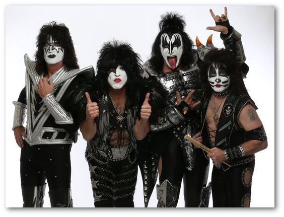 Kiss band png. Army often styled as
