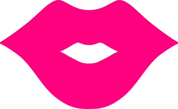 Kiss clipart lip style. Cartoon kissy lips free