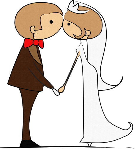 Kiss clipart married. Pin by sharon gilbey