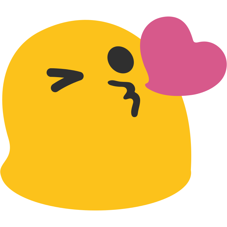 Kiss emoji png. Heart free icons and