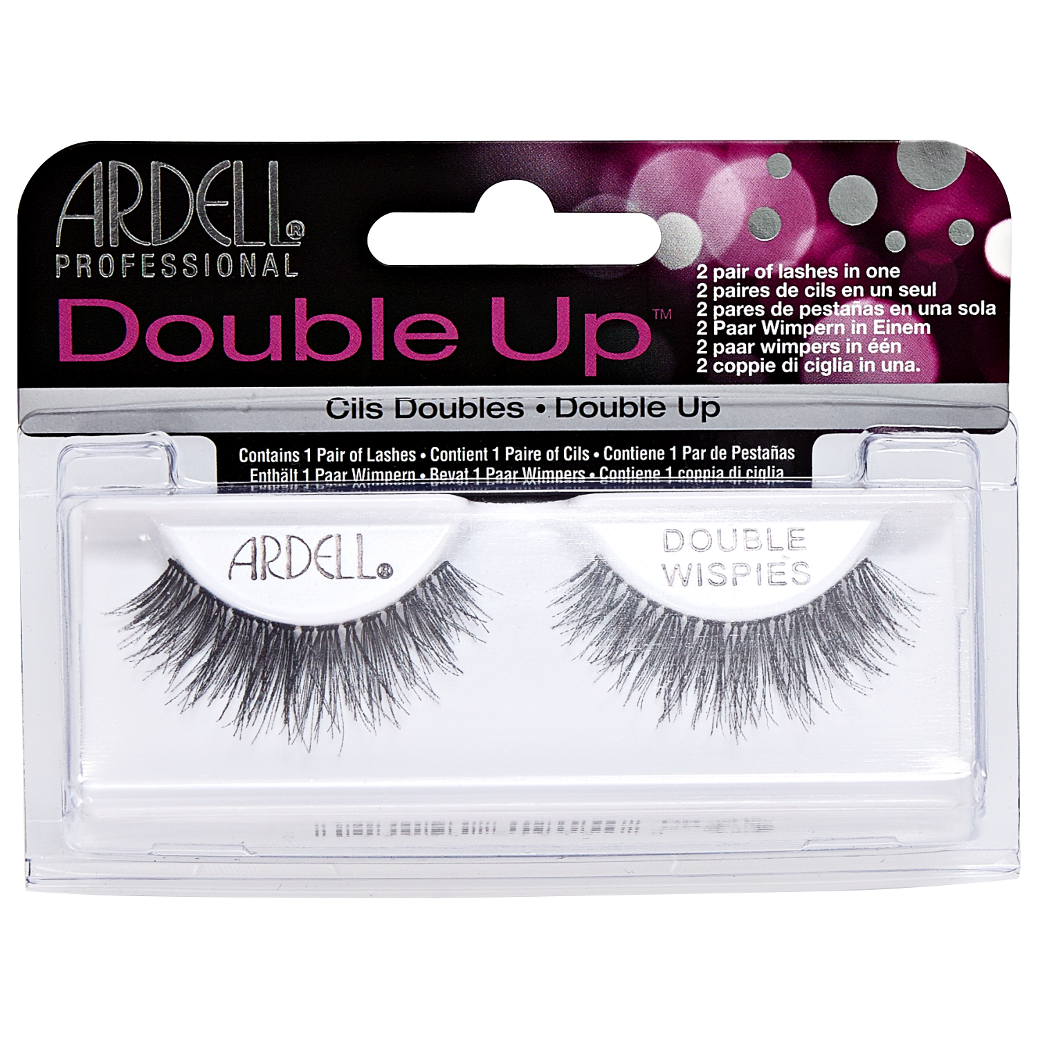 Kiss lashes png. Double up wispies eyelashes