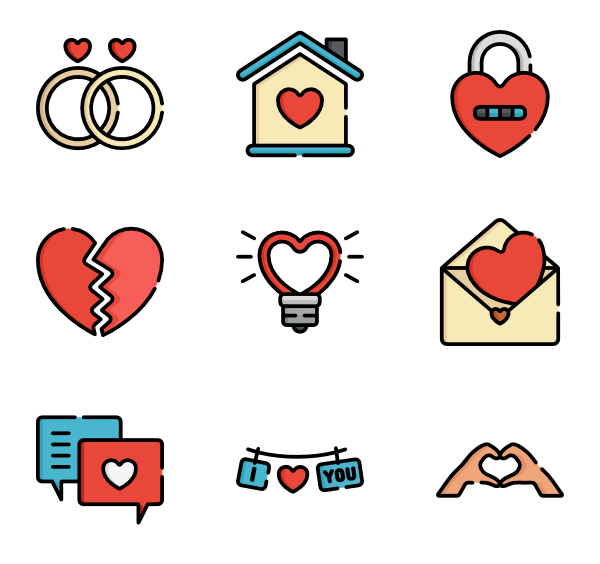 Kiss vector png. Icons free love