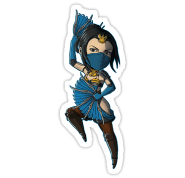 Kitana drawing artwork. Sticker mortalkombat https t