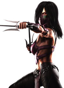 Kitana drawing concept art. Mileena wikipedia