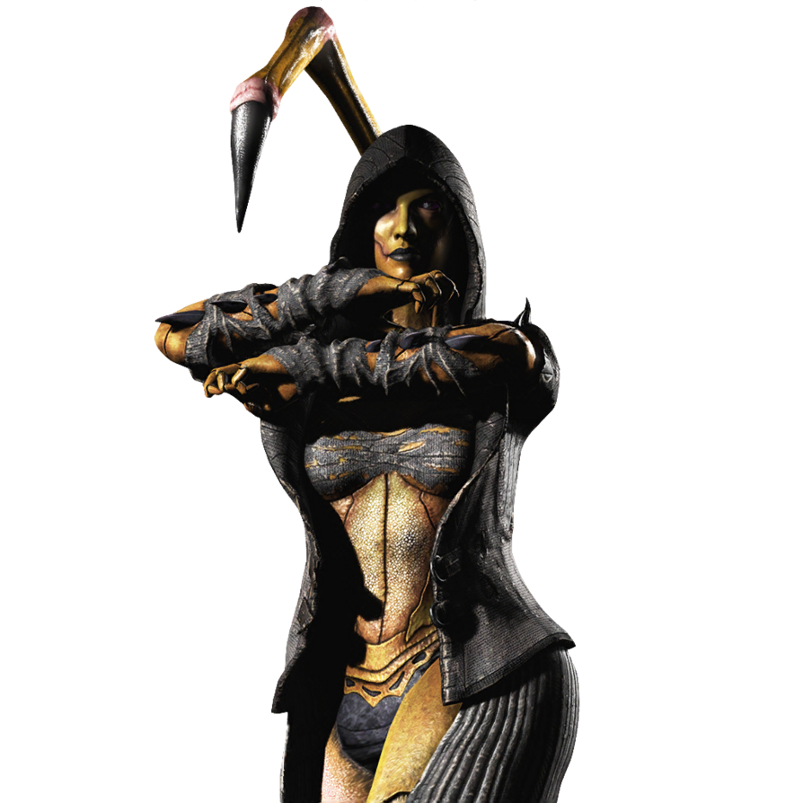 Kitana drawing d vorah. Is of a sentient