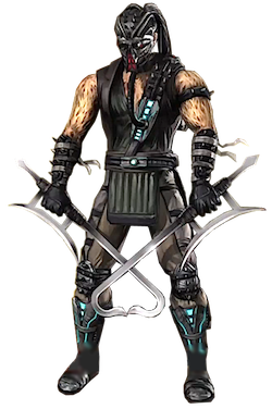 Kitana drawing mortal kombat. Kabal wikipedia