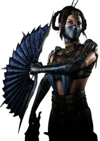 kitana drawing game
