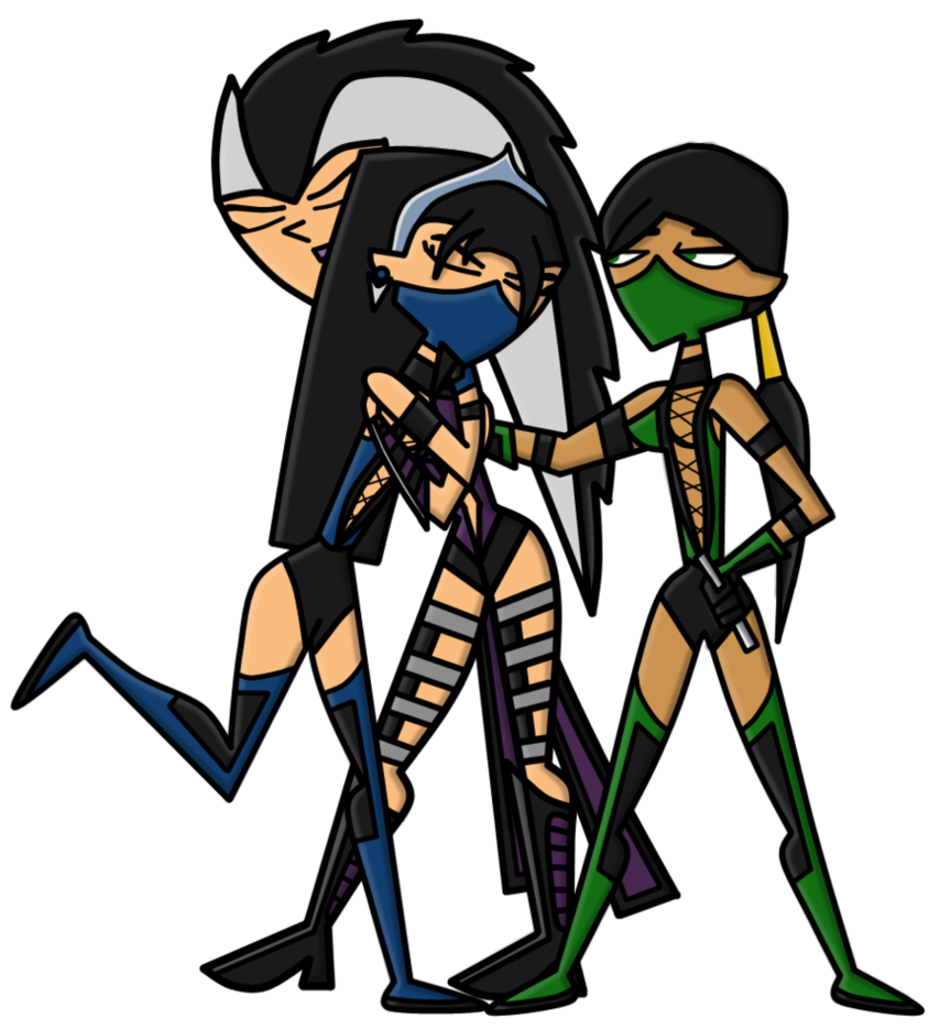 Kitana drawing sindel. And forgive forget by