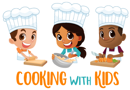 Kitchen clip kid art. Cooking with kids http