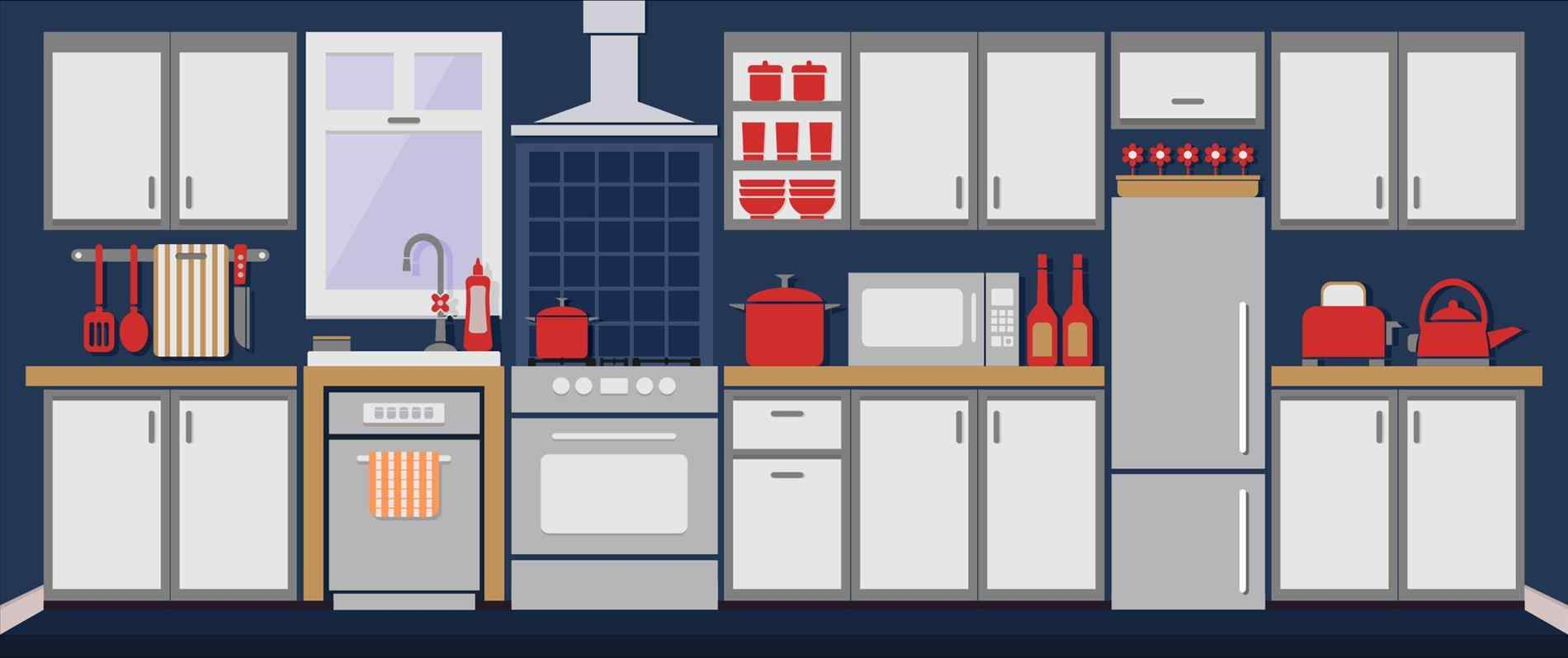 kitchen clipart kitchen design