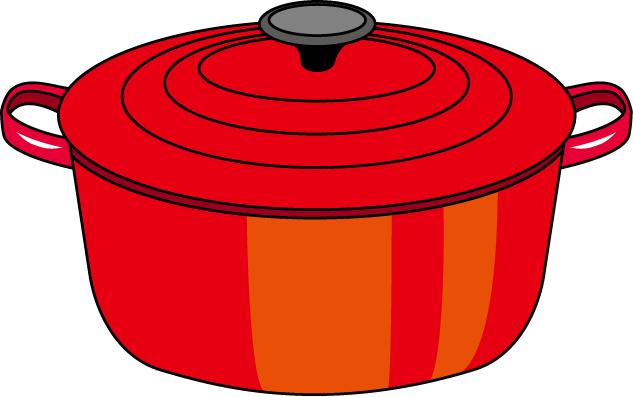 Pot clipart food. Free pictures of cooking