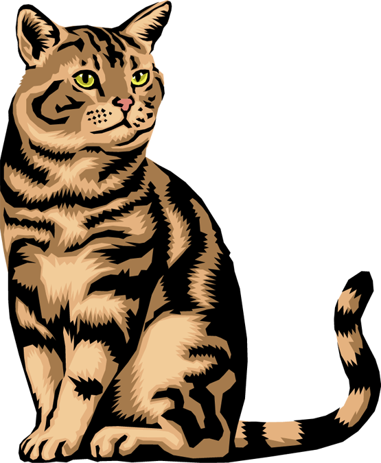Drawing barns cat. Clipart free download clip