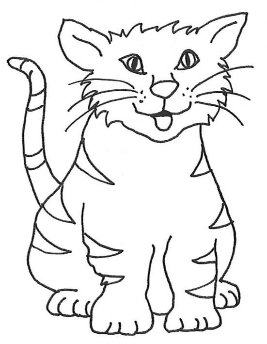 Kittens clipart cat drawing. Clip art sketches drawings