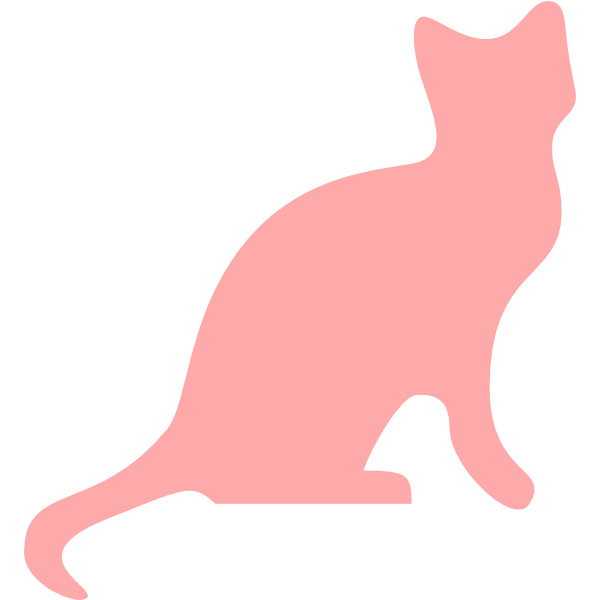 Vector cats cute cat. Game games for girls