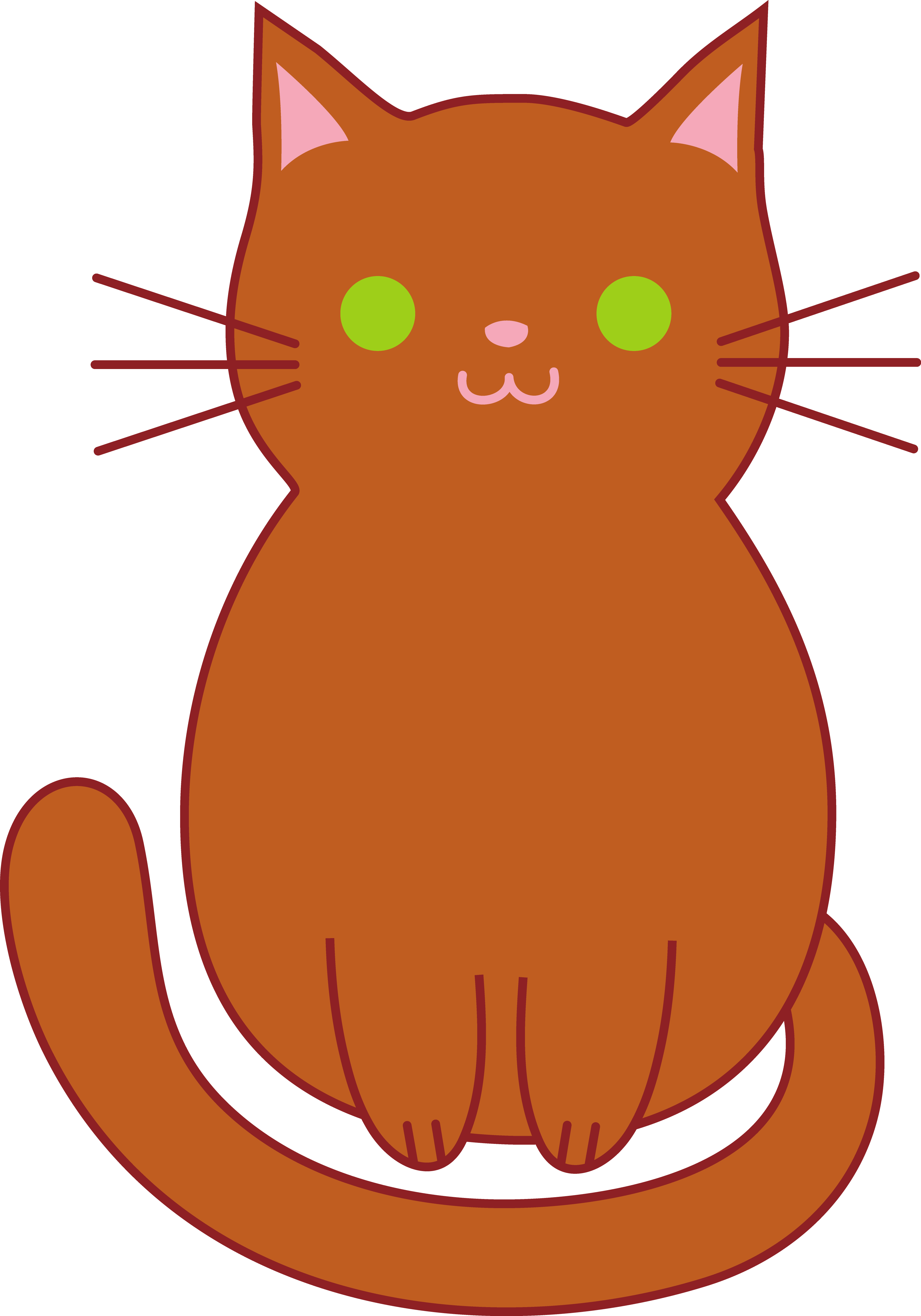 Kittens clipart translucent. Cgedkzki png cute
