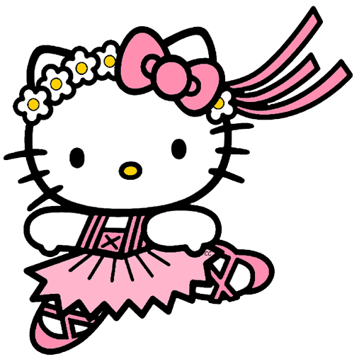 Kitty clipart. Hello free angel clip